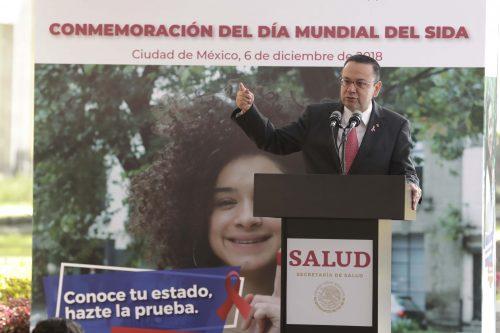 SSa trabajará para que no nazca ningún bebé con VIH: Jorge Alcocer