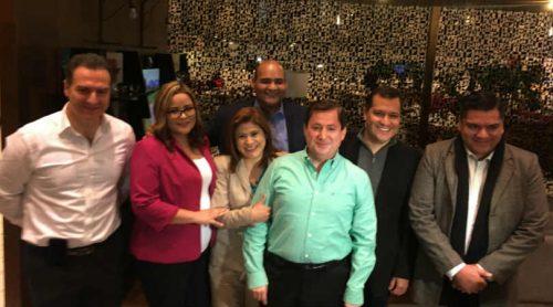 Candidatos a alcaldía de Monterrey realizan pacto de civilidad