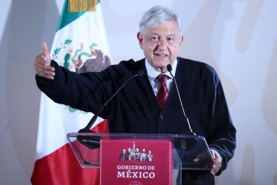 México, por la no intervención