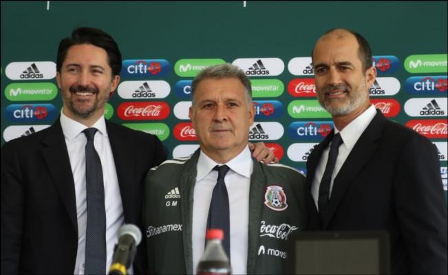 """Presentan a Gerardo """"Tata"""" Martino como nuevo técnico del Tri"""