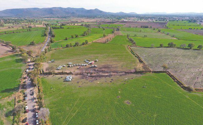 Continúa tragedia en Tlahuelilpan: suman 130 muertos
