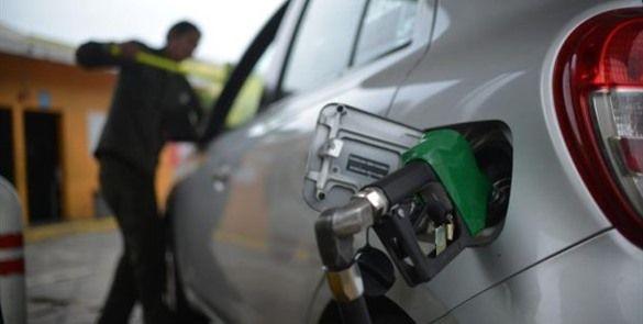 Gobierno busca mecanismo para ajustar precios de gasolina