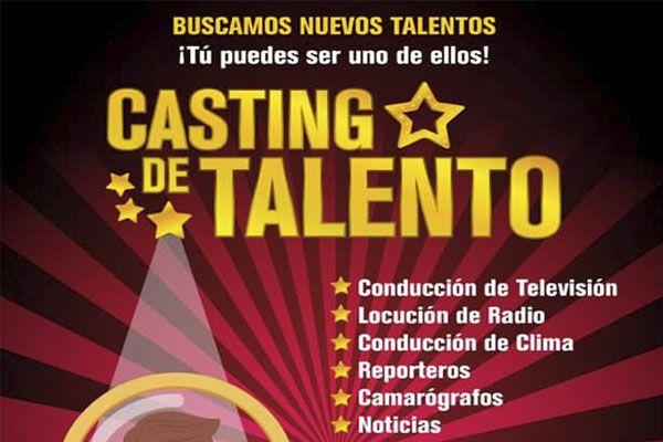 Casting de talento RCG