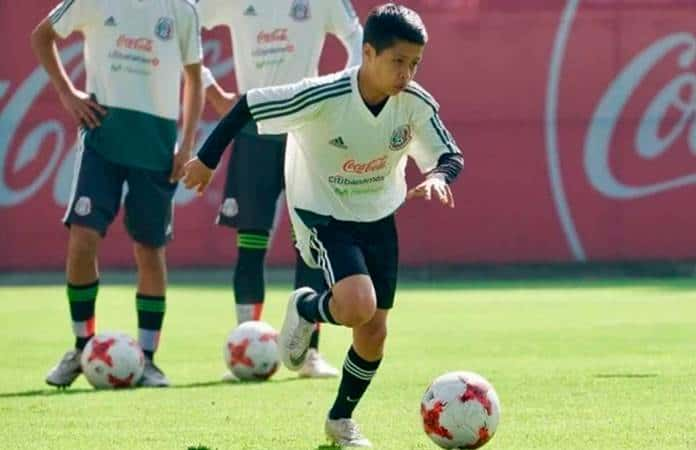 """Llaman a joven futbolista el """"Messi Mexicano"""""""