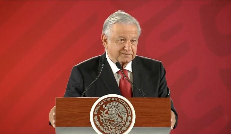 López Obrador transparenta nómina del gobierno federal