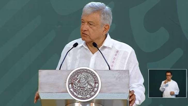 Justifica López Obrador alza en índice de homicidios