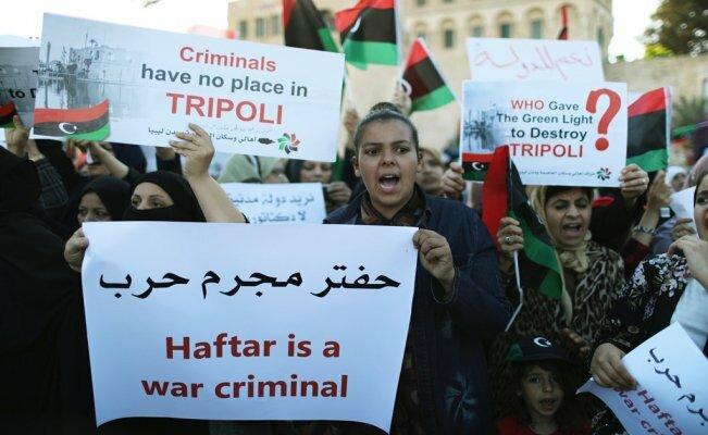 La guerra civil libia de 8 años llega a Trípoli